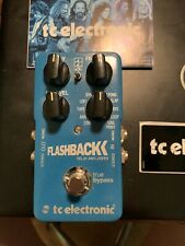 TC Electronic Flashback Delay Guitar Effect Pedal