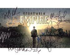 Boardwalk Empire signed photo poster Pitt MacDonald 8X10 picture autograph RP