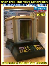 More details for star trek the next generation transporter play set by playmates 1993 - boxed