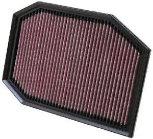 K&N Hi-Flow Performance Air Filter 33-2970 fits BMW 5 Series 528 i (F10,F18) ...