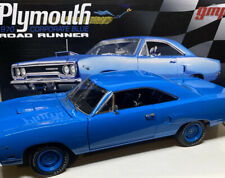 GMP Plymouth 1970 ROAD RUNNER Corporate Blue 1/18 Scale Limited Run