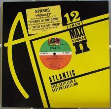 SPARKS Progress  3tr ext versions  pro 12in 1984 Atlantic