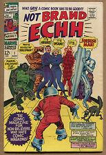 "Not Brand Echh #1 - ""The Silver Burper!"" - 1967 (Grade 7.0) WH"