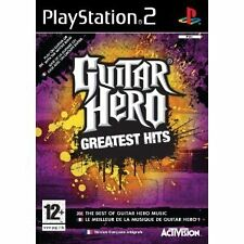 Playstation 2 PS2 Spiel Guitar Hero Greatest Hits RAR Neu