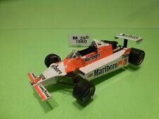 PROVENCE MOULAGE KIT (built) McLAREN M 29B 1980 - PROST F1 1:43 - NICE CONDITION