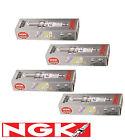 NGK Iridium Spark Plugs IFR6T11 x 4