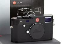 Leica M (Typ 240) 10770 black paint - with one year of warranty // 32446,48