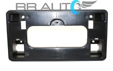 FRONT BUMPER LICENSE PLATE BRACKET HOLDER HO1068110 FOR 06-08 HONDA CIVIC SEDAN