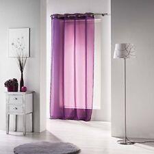 Rideaux et cantonnières polyester pour la cuisine, Longueur 140 cm