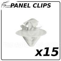 Panel Clip Bodysides Trim Clips Citroen C4 Pack of 15 Pt11338 Enc in Plastic Bag