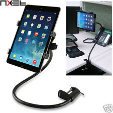 360º Lazy Bed Desk Mount Stand Holder For Samsung Galaxy Tab S3/S2/S/A/4/3/Lite