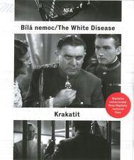 Krakatit 1948 + The White Disease 1937 Czech Drama 2 x Blu-ray English subt.