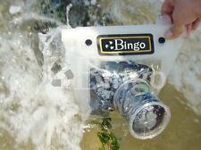 DSLR SLR camera waterproof underwater case housing bag for Nikon D70 D40X D70S