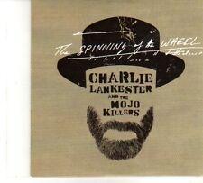 (DR125) Charlie Lankester & The Mojo Killers, The Spinning Of The Wheel - DJ CD