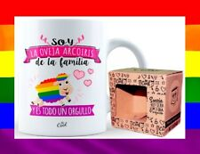 TAZA REGALO ORGULLO GAY ARCOIRIS GAY FRIENDLY GIFT CUP MUG TASSE CADEAU GAY