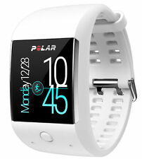 Polar M600 GPS Smart Sports Watch Activity Tracker Android Wear White  NEW