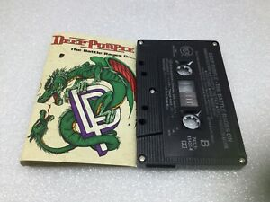 The Battle Rages On... By Deep Purple 1993 Bmg Music Canada 74321-15420-4 RCA