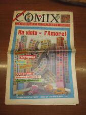COMIX IL GIORNALE DEI FUMETTI N°104 FEBBRAIO 1994 JACOVITTI JOVANOTTI ALTAN