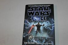 STAR WARS THE FORCE UNLEASHED RETAIL 1st/1ST HB BOOK SEAN WILLIAMS HADEN BLACKMA