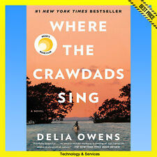 ✅ Where the crawdads sing By Delia Owens 2018 ✅ E-BOOK