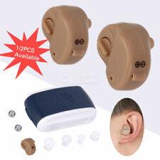 Artículos de ayuda auditiva y audífonos