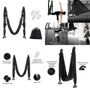 CO-Z Aerial Yoga Swing Sling Strong Hammock Kit Set Trapeze Inversion...