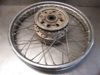 "1973 - 1979 Honda CB200 CB200T 18"" Back Wheel Rear Rim"