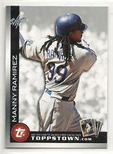 2010 Topps Ticket to Topps Town - #TTT25 - Manny Ramirez - Los Angeles Dodgers