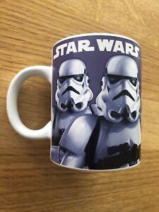 Star Wars - Darth Vader And Stormtrooper Kinnerton Mug