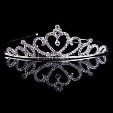 Heart Tiara Bridal Hair Accessories Wedding Hair Jewellery Tiara Bridesmaid