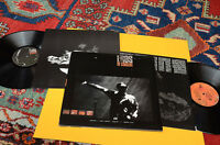 Eros Ramazzotti 2LP Concert 1° St Original EX/Unpublished Works Gatefold Lyric
