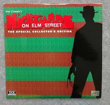 A Nightmare On Elm Street Elite Special Collector's Edition Laserdisc Horror OOP