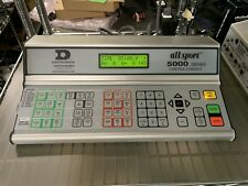 Daktronics All Sport 5000 Scoreboard Controller All Sport Tested Working