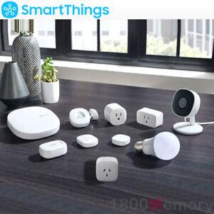 Samsung SmartThings Wi-Fi ZigBee Button Motion Multi Purpose Water Leak Sensor