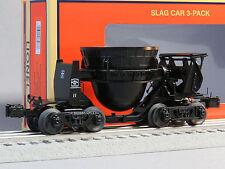LIONEL BETHLEHEM STEEL SLAG CAR 11 O GAUGE 83462 train hot metal 6-83463 NEW