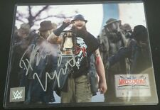 Bray Wyatt 2016 WrestleMania 32 Exclusive Limited Edition Autograph #5 of 32
