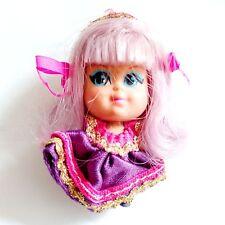 Vintage Loli Grape Liddle Kiddle Lollipop Doll 1960s Cute Toy