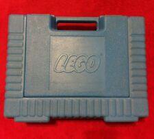 VINTAGE  1985 LEGO BLUE STORAGE BIN