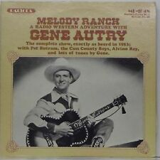 GENE AUTRY 'MELODY RANCH' US IMPORT LP