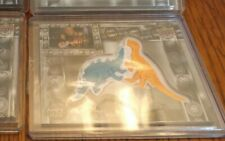 2015 Upper Deck Firefly The Verse Manufactured Patch Card Wash's Dinosaurs F-37