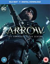 Arrow - Season 5 2017 Blu-ray