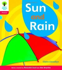 Oxford Reading Tree: Level 4: Floppy's Phonics Non-Fiction: Sun and Rain (Ort),