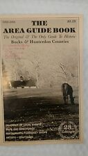 Area Guide Book, The: Historic Bucks & Hunterdon Counties Paperback – 1992/1993