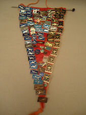 8Old Collection Aeroflot Soviet Airplane Russian Lot x90 Different Pin Badges