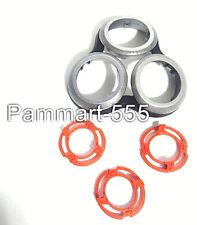philips norelco RQ12+ Head Frame & ring holder for SH90 RQ12+ pro SH70 S9000 S70