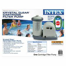 Intex 28635EG 1500 GPH Easy Set Above Ground Pool Pump Filter System Ships FAST!