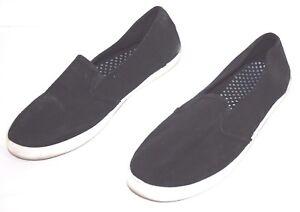 Men's Black canvas shoes size 11