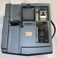 Bell & Howell Monitor 960 Slide Viewer Projector Model 960 UNTESTED
