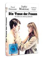 DIE TREUE DER FRAU (LA FIDELITE) - SPIELFILM/DRAMA - MARCEAU,SOPHIE/+  DVD NEU