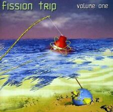 FISSION TRIP - VOLUME ONE (New & Sealed) CD Rock King Crimson